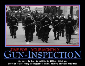 """To Serve and Protect""(themselves and their paycheck-issuing Masters)."