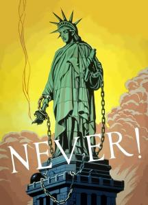 WWII_statue-of-liberty-in-chains