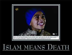 IslamMeansDeath
