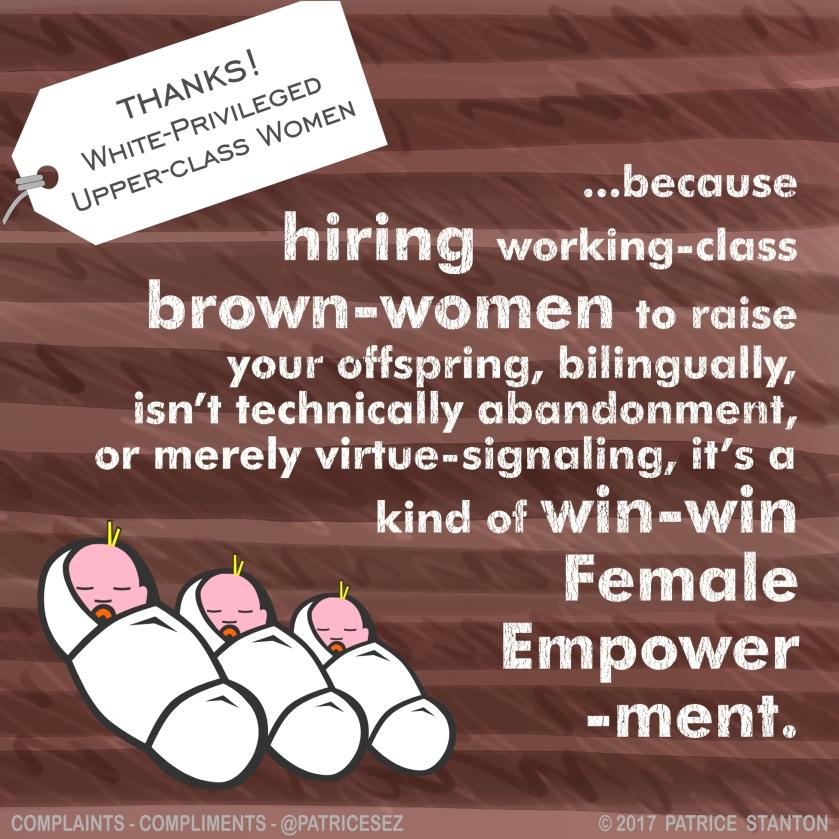 WhitePrivilegedWomenEmpowerment